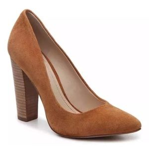 BCBGeneration Pump Heels Clarice Leather Suede